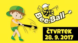 BEE BALL DAY BEROUN - POJĎ SI ZASPORTOVAT
