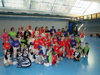 Na premiéře Piranhas Cupu si zahrálo osm týmů v nejmladší kategorii