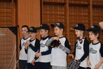 Piraně U8 se představily na domácím turnaji