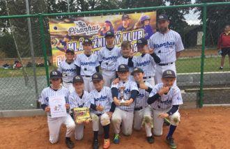 Piranhas vyhráli turnaj Coachballové ligy